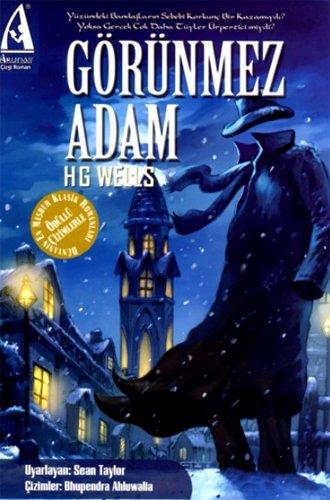 G. Wells, H: Görünmez Adam