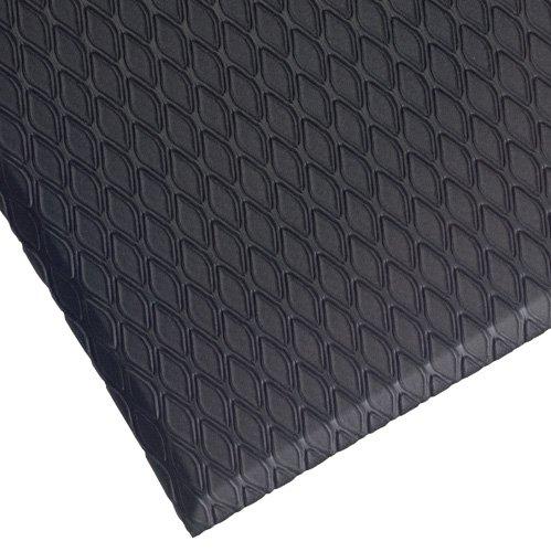Cushion Max Anti-Fatigue Mat | Comfortable Slip-Resistant Ergonomic Mat (Charcoal, 4' x 6')