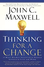 Best thinking for a change john maxwell Reviews