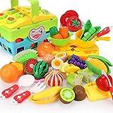 REMOKING Kids Play Food Toys,37P...