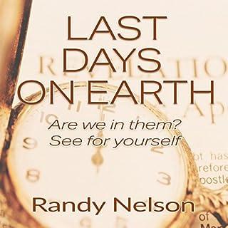 Last Days on Earth audiobook cover art