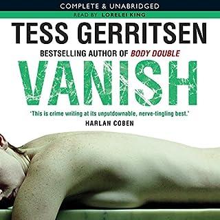 Vanish cover art