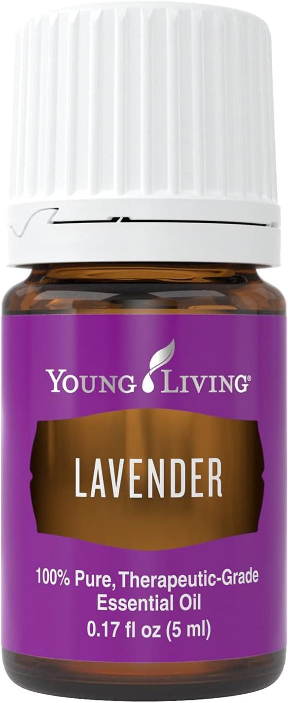 Young Living Aceite esencial de lavanda 5ml