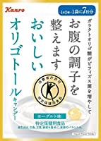 カンロ おいしいオリゴトールキャンデー 42g ×6個