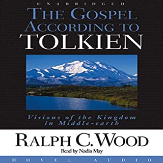 The Gospel According to Tolkien audiobook cover art