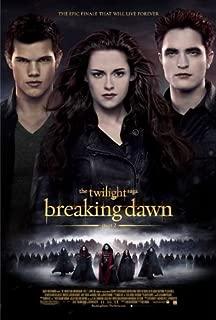 The Twilight Saga: Breaking Dawn - Part 2 (2012) 11 x 17 Movie Poster - Style F