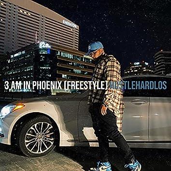 3 Am in Phoenix (Freestyle)
