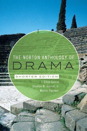 The Norton Anthology of Drama (Shorter Edition)