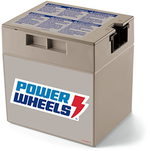Power Wheels 12-Volt Rechargeabl...