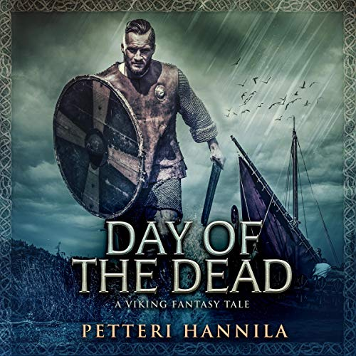 Day of the Dead audiobook cover art