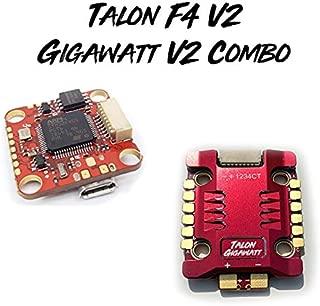 Talon F4 V2 20x20 Flight Controller & Gigawatt V2 4in1 20x20 35A 6S ESC Combo