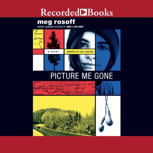 Picture Me Gone audiobook cover art