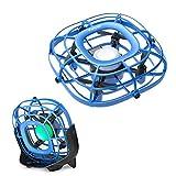 UFO Drone Giocattolo,Mini Drone per Bambini con Ventilatore USB,360 ° Rotazione a infraro...
