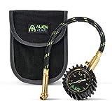 Alien 4x4 Tire Pressure Gauge 75 Psi - Accurate Heavy Duty Tire Gauge for Cars, Trucks, SUV, Motorcycles