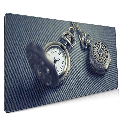 Anhänger Halskette Uhr Große Mauspad Tastatur Pad Langes, erweitertes Mehrzweck-Computerspiel Mausmatte