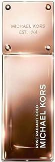 Michael Kors Rose Radiant Gold Eau de Parfum Spray for Women, 1.7 Ounce
