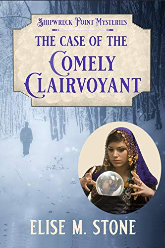 The Case of the Comely Clairvoyant: A Gilded Age Historical Cozy Mystery (Shipwreck Point Mysteries Book 3) by [Elise M. Stone]