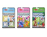 Melissa & Doug Water Wow Bundle: Colors & Shapes, Fairy Tales and Animals