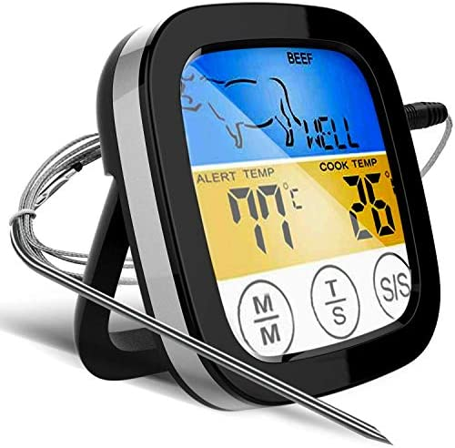 Top 10 Best digital meat thermometer for grilling