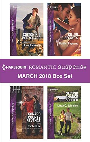 Harlequin Romantic Suspense March 2018 Box Set