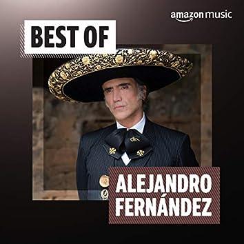 Best of Alejandro Fernández