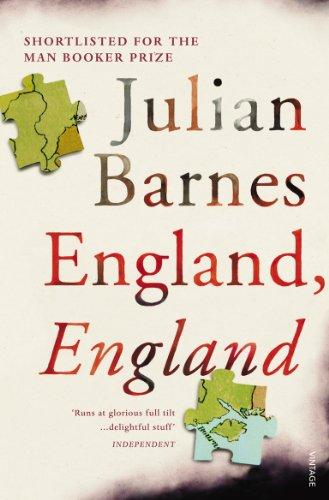 England, England (English Edition)