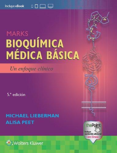 Marks. Bioquímica médica básica. Un enfoque clínico (Spanish Edition)