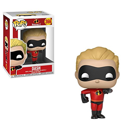 FUNKO Pop! Disney: Incredibles 2 - Dash