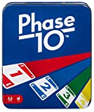 Phase 10 Card Game with 108 Cards, Makes a Great Gift for Kids, Family or Adult Game Night, Ages 7 Years and...
