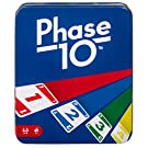 Phase 10 Card Game with 108 Cards, Makes a Great Gift for Kids, Family or Adult Game Night, Ages 7 Years and Older
