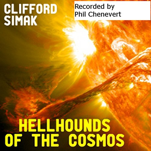 Hell Hounds of the Cosmos audiobook cover art