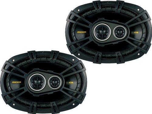 Kicker 40CS6934 6x9 inch 3-Way Speakers