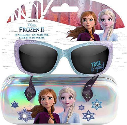 Disney Frozen Premium 2 con Funda Gafas de Sol Montañismo, Alpinismo y...