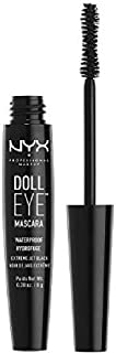 NYX Professional Makeup, Doll Eye Mascara - Long Lash - Black 01