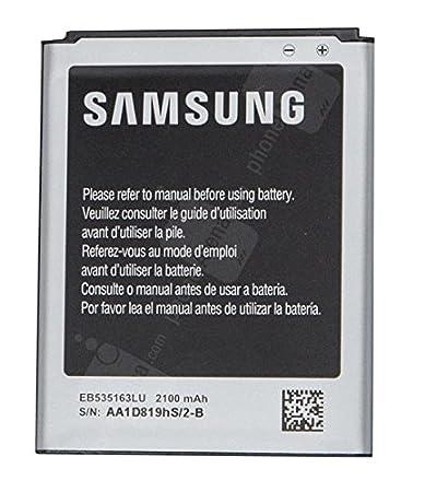 Galaxy Grand Neo Cameron Sino 2100mAh Battery for Samsung Galaxy ...