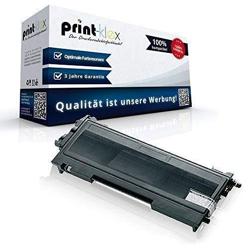 Print-Klex kompatibler XXL Toner für Brother HL2035 HL2035R HL2035 R HL2037 HL 2035 R HL 2037 TN 2005 TN2005 XXL, 5.000 Seiten