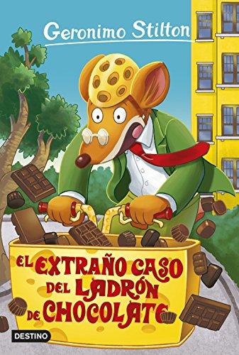 El extraño caso del ladrón de chocolate: Geronimo Stilton 69