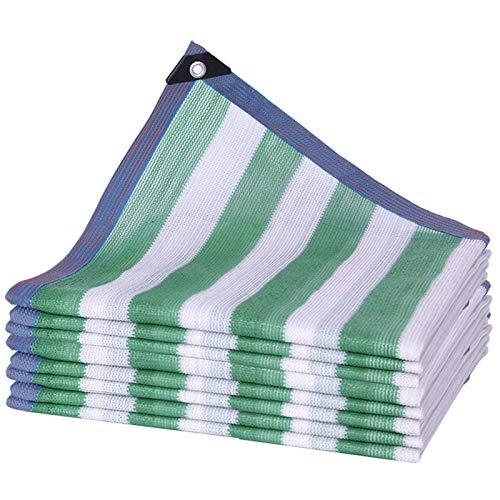 ZWYSL Telo Ombreggiante, Solar para, Nueva Actualización, Embellece El Espacio, La Tasa De Sombreado Es del 90% Ampliamente Utilizado (Color : Green, Size : 2×3m)