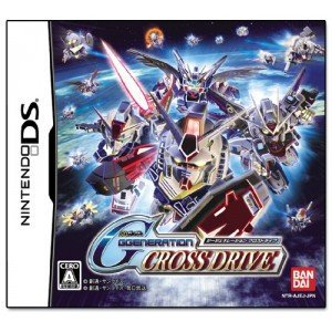 SD Gundam G Generation: Cross Drive (japan import)