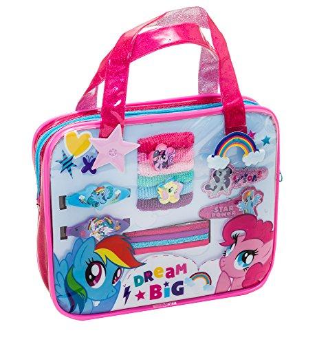 Joy Toy 95678 My Little Pony Haarschmuckset im Täschchen, 19 x 4 x 16 cm