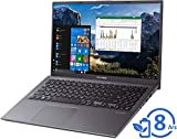 ASUS VivoBook F512DA Laptop, 15.6' FHD Display, AMD Ryzen 3 3200U Upto 3.5GHz, 12GB RAM, 512GB NVMe SSD, Vega 3, HDMI, Card Reader, Wi-Fi, Bluetooth, Windows 10 Pro