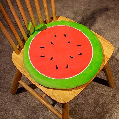 Weiche Früchte Plüsch Kissen Karotte Orange Wassermelone Erdbeer Kiwi Gefüllte Plüsch Kissen Puppe Gemüse Stuhl Kissen Büro Geschenk 40CM
