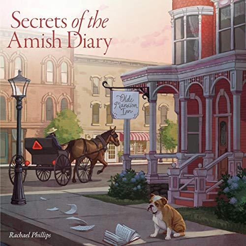 Secrets of the Amish Diary  By  cover art