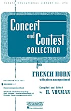 Concert and Contest Collection: French Horn (in F) - Solo Part (Rubank Solo Collection)