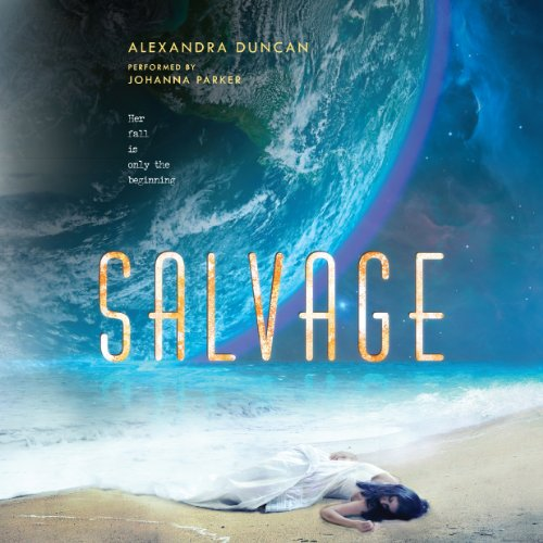 Salvage cover art