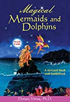 Magical Mermaids and Dolphins Oracle Cards: A 44-Card Deck and Guidebook (Large Card Decks)
