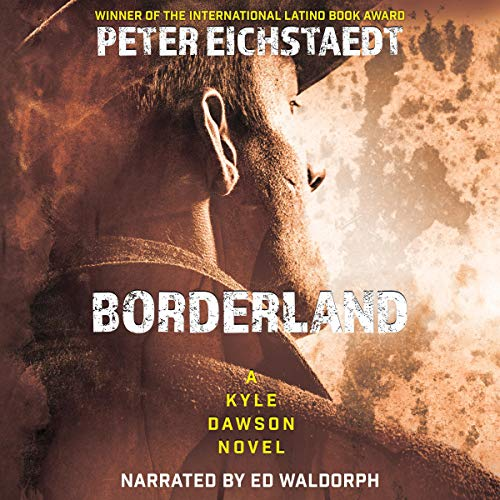 Couverture de Borderland