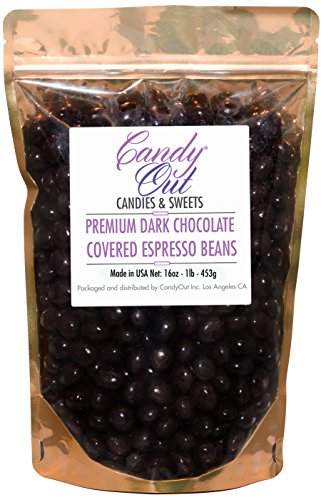 CandyOut Premium Dark Chocolate...
