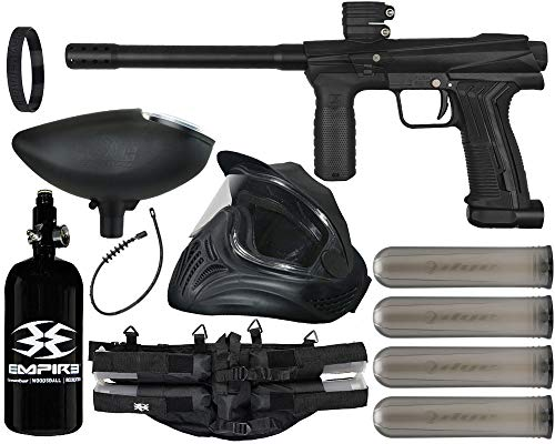 Action Village Planet Eclipse EMEK 100 Paintball Gun Legendary Package Kit
