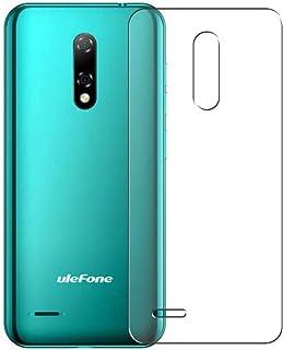 二枚 Sukix 背面保護フィルム 、 Ulefone Note 8P 向けの TPU 保護フィルム 背面 フィルム スキンシール 背面保護 背面フィルム (非 ガラスフィルム 強化ガラス ガラス )